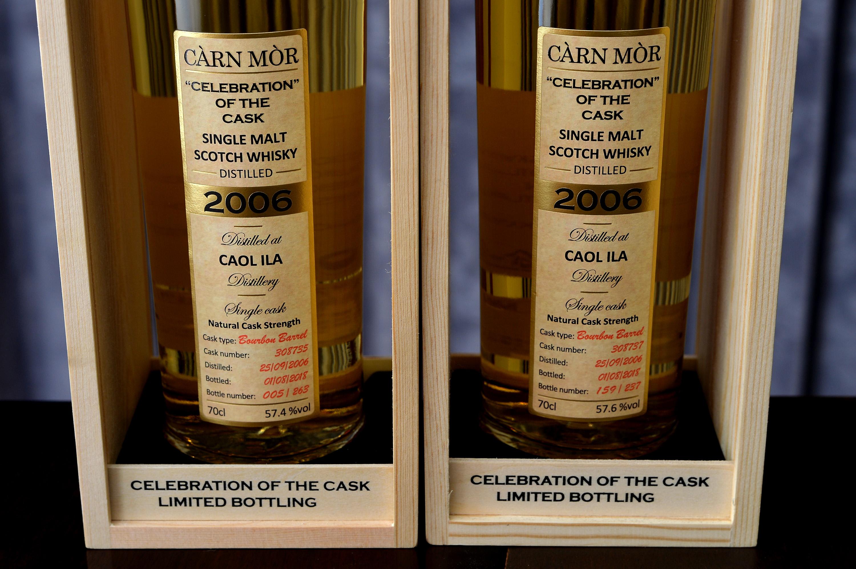 Caol Ila 2006 Cask number 308737 ¥9,330(税込)