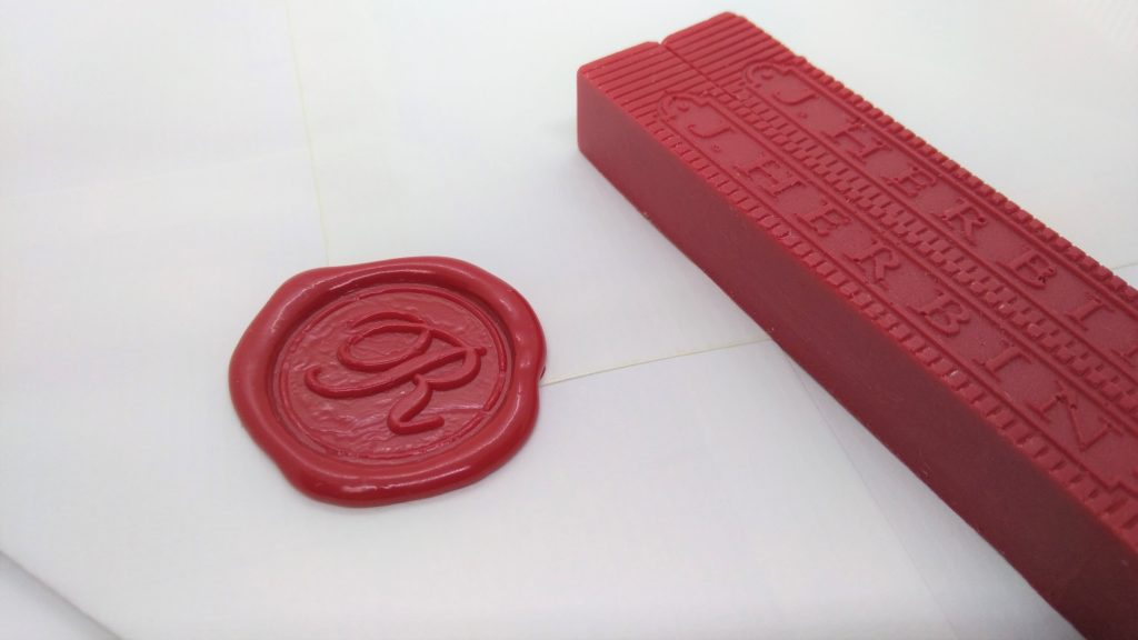 Herbin sealing wax