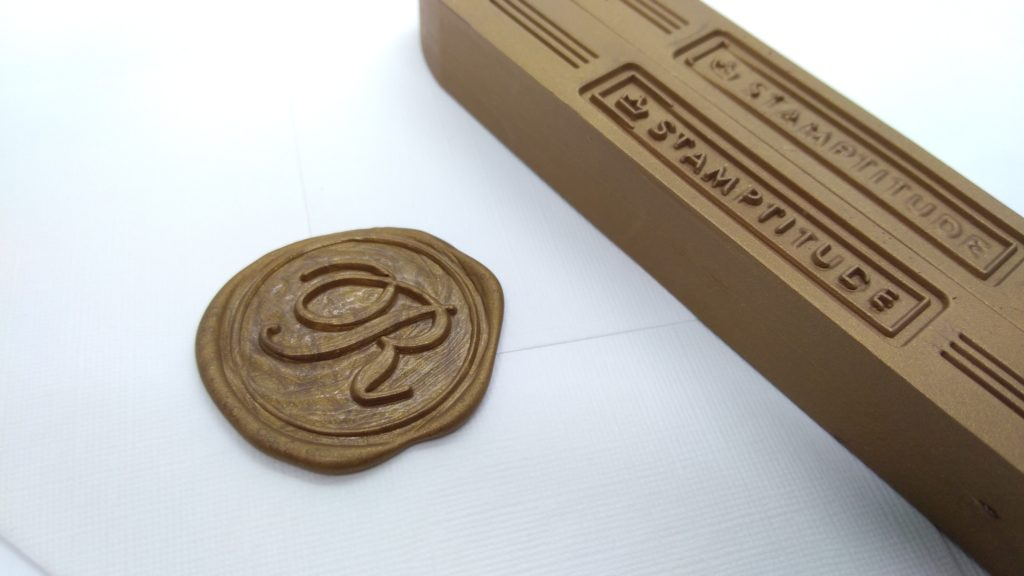 Stamptitude Bronze Sealing Wax
