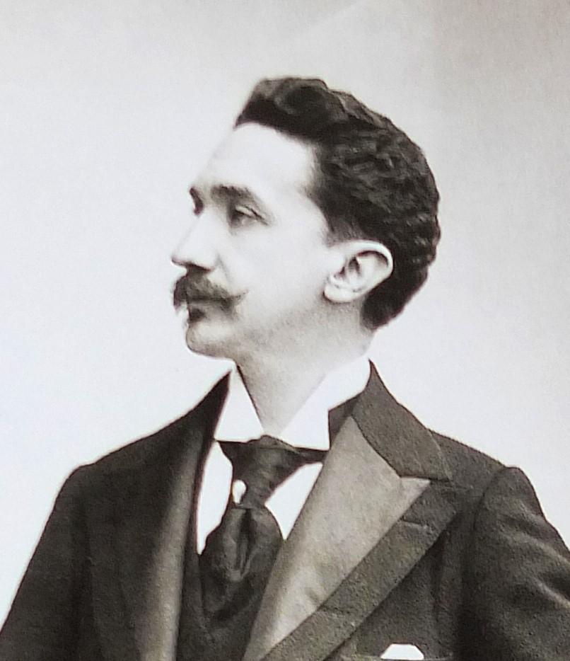 portrait de Robert de Montesquiou